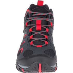 Merrell Yokota 2 Sport Mid GTX Shoes Herren black/high risk